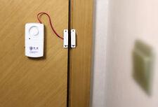 XICA Wireless Home Door Motion Detector Sensor Burglar Security Alarm System