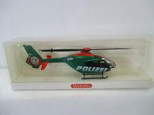 """Wiking 1/87 022 02 43 Hubschrauber """"Polizei"""" WS2627"""
