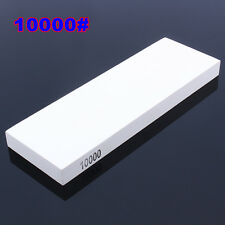 Fine 10000 Grit Kitchen Knife Sharpener Sharpening Water Stone Dual Whetstone