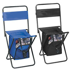 fishing camping folding baseball insulated lunch chair 7369