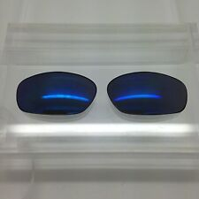 Rayban RB 4115 Custom Replacement Lenses Blue Reflective Non-Polarized NEW!!