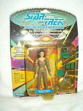 Action Figure Star Trek The Next Generation Deanna Troi 4.5 inch