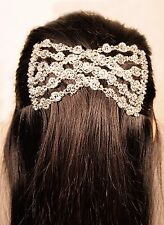 Magic Hair Clip EZ double comb Over 25 Different Hair styles for Women/Ladies zx