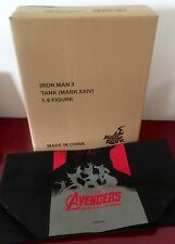 Hot Toys Iron Man Mark XXIV 24 TANK MMS303 2015 Toy Fair Exclusive Avengers AOU