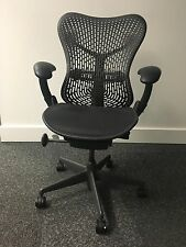 Herman Miller Mirra Chair Fully Loaded Black /Graphite