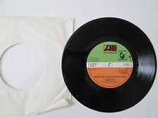 BONEY M - MARYS BOY CHILD/OH MY LORD - 7in Single 1978 uk release