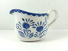 Corelle Coordinates Gravy Bowl Oceanview Flower Blue / White