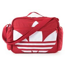 Adidas Airliner Canvas Shoulder / Messenger Bag Canvas - Power Red - S20067