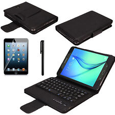 Leather Wireless Bluetooth Folding Keyboard Case Cover For Galaxy Tab A 8.0