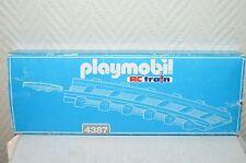 LOT 2 RAILS COURBE POUR TRAIN RC PLAYMOBIL NEUF EN BOITE