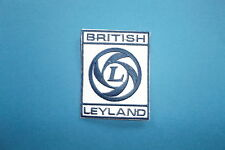 `BRITISH LEYLAND`SEW OR IRON ON PATCH