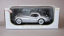 1:18 Signature Models 1949 Jaguar XK 120 Coupe - Silver