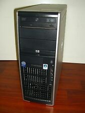 HP Workstation XW4600 Core 2 Quad Q9450 2.66GHz 160GB 4GB DVD+RW