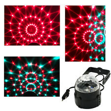 RGB LED Stage Laser Projector Lighting Party Disco DJ Club Music Bar Lighting