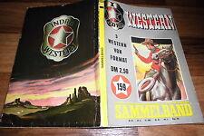 3x  WESTERN aus den 1960ern -- BRANDEISEN X + DODGE CITY + wer zum Colt greift