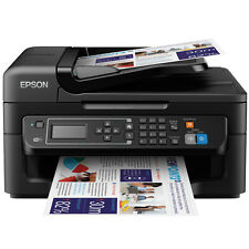 EPSON WorkForce wf-2630wf 4-in-1 MULTIFUNZIONE STAMPANTE SCANNER FAX WLAN