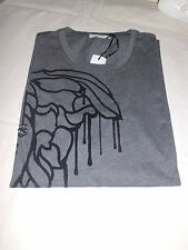 Versace  Collection T- Shirt Uomo  Medusa  Piercing  size XXL