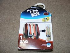 Ziploc Space Bag Suit-Size 27.75 x 41 inches  FREE SHIPPING