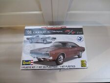 Revell 68 Dodge Charger R/T Special Edition 1/25 Scale 2 in 1 Kit-NEW-Model Car