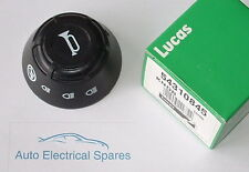 lucas 54310845 rotary light switch knob / horn push for CASE INTERNATIONAL