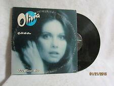 LP – Olivia Newton John – Let Me Be There