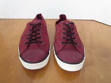 CONVERSE All Star Fancy Ox Fashion Suede Casual Leather Walking Women Size 9.5