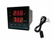 Digital Temperature & Humidity Controller with Relay Output (72x72 / Celcius)
