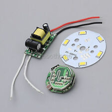 Microwave Radar Sensor 3W LED Light Control Stable Switch with Power Supply