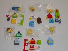 NEW LEGO 71006 Simpson's House Mini Figures Homer Marge Bart Lisa Maggie Ned