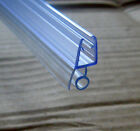 Fill 9mm GAP for 4,5,6mm Glass BATH DOOR SHOWER SCREEN SEAL STRAIGHT or CURVED