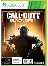 CALL OF DUTY BLACK OPS III (3) - XBOX 360 - NEW & SEALED - AU RELEASE