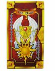 HOT Cardcaptor Sakura 52 cards with boxes Captor Sakura Clow Cards Cosplay X2X