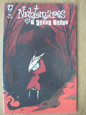 NIGHTMARES & FAIRY TALES - USA SLG COMIC - No 8 2004