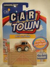 Greenlight Car Town 1973 Ford Pinto NEW Brown 1:64 scale