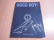 GD X TAEYANG - GOOD BOY (Special Edition Promo) with Autographed (Signed)