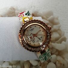 DESIGNER TRENDY LADIES WRIST WATCH- PINK