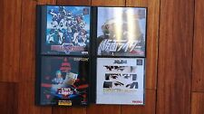 Playstation PS1 Final Attack+Dead or Alive+Star Gladiator JP 4 games US Seller