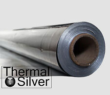 Thermal &Vapour Barrier Thermal Silver Super TSTV Foil 37.5m2