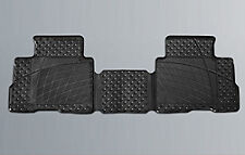 Shogun Short Wheel Base 07-On Rubber Mat Set (Rear)