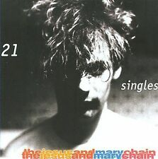 21 Singles 1984-1998 by The Jesus and Mary Chain (CD, May-2002, WEA...