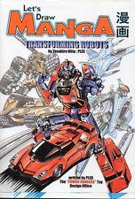Draw Manga Transforming Robots Astro Boy Tezuka Nitta Power Rangers Plex 03