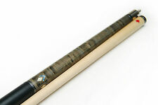 New BC-1 DELTA Billiard Pool Cue Stick BC1 Custom Diamond Inlay Bird's Eye Maple