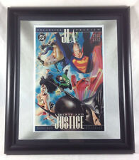 Studio Decor Magazine or Comic Book Display Float Frame 11x13 Black Double Sided