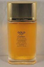 Cartier Must De Cartier Gold EDP 100ml - New  Free P&P