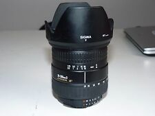 Sigma 28-200mmD f3.5-5.6 DL Hyperzoom Aspherical IF Macro for Nikon