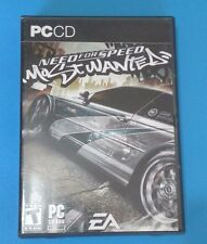 Need for Speed: Most Wanted (PC, 2005) Complete with Key!
