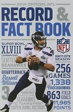 NFL Record & Fact Book 2014 Official NFL Record & Fact Book