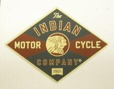 Indian Motorcycle IMC Leather Patch (2863950) NEW