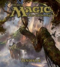The Art of Magic: The Gathering Zendikar by James Wyatt 9781421582498