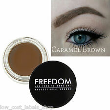 Freedom Makeup Eyebrow Definition HD Brows  - Pro Brow Pomade Caramel Brown